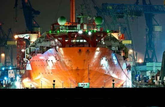 Przemysł stoczniowy